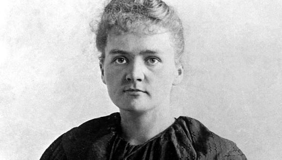 Una fotografía fechada probablemente en 1895 muestra a la estudiante Maria Sklodowska poco antes de su boda con Pierre Curie. (Foto: Archives P. ET M. Curie / AFP)