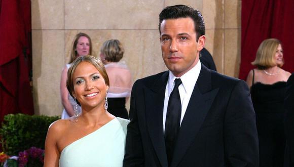 Ben Affleck y Jennifer Lopez mantuvieron un largo romance que acabó en el 2004. (Foto: John G. Mabanglo / AFP)
