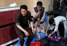 Afganistán: Suicida con bomba mata a 18 personas en centro educativo de Kabul | FOTOS