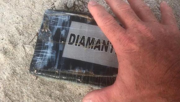 Las marejadas en las playas de Florida hicieron que objetos sospechosos aparecieran en las orillas de dos playas. (Foto: Departamento de Melbourne)