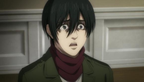 ¿Mikasa realmente es esclava del instinto de los Ackerman? (Foto: MAPPA Studio)