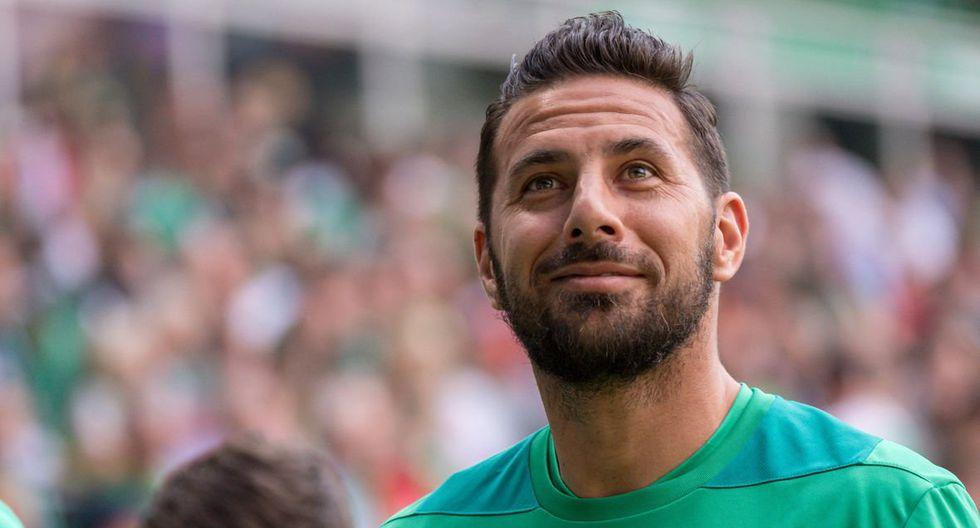Claudio Pizarro sigue siendo optimista en su último año como profesional. (Foto: Agencias)