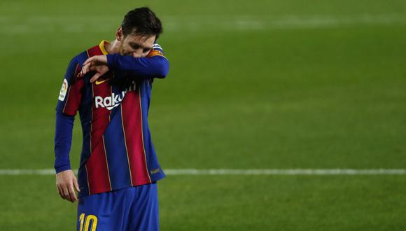 Rivaldo cree que Lionel Messi dejará Barcelona. (Foto: AP)