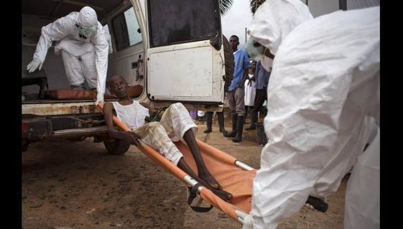 Ébola: Sierra Leona pone en cuarentena a un millón de personas