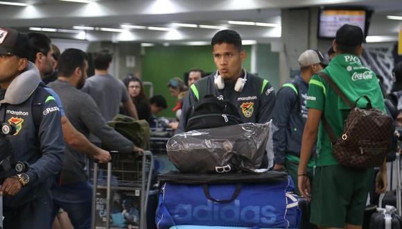 Bolivia disputó un amistoso internacional con Francia el pasado fin de semana. (Foto: Deporte Total)