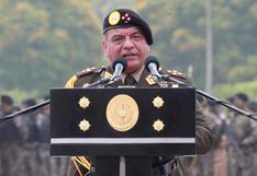 Jefe del Comando Conjunto de las FF.AA. solicita su pase al retiro