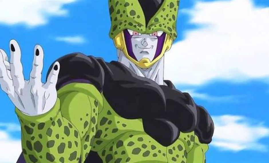 "¿Cell será revivido en Dragon Ball Super? | Cell es uno de los más grandes villanos desde ""Dragon Ball Z"" (Foto: Toei Animation)"