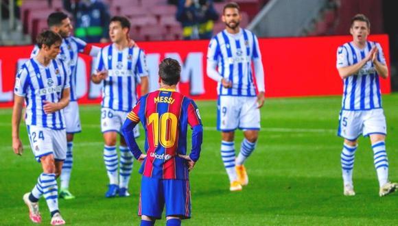 Barcelona ya conoce rival para semis de Supercopa de España 2021. (Foto: AP)