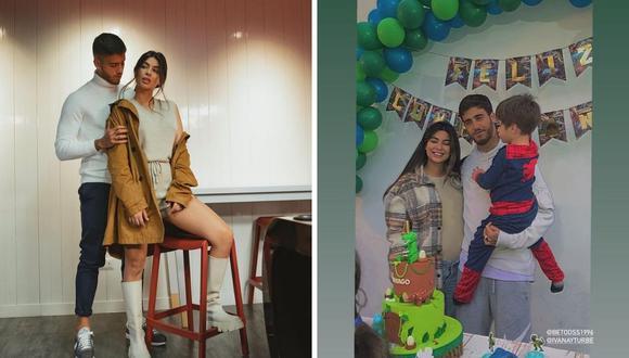 Ivana Yturbe y Beto da Silva se casaron en el verano pasado en Trujillo. (Foto: Instagram @ivanayturbe / @ivyzea).