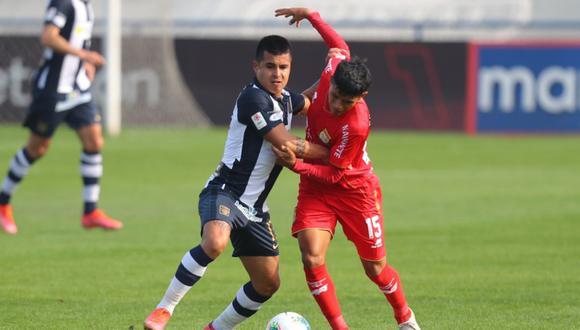 Alianza Lima enfrentó a Sport Huancayo en el partido válido por la Liga 1   Foto: Jesús Saucedo / @photo.gec