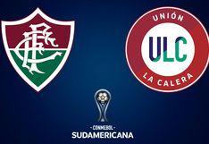 La Calera vs Fluminense: horarios y canales del duelo en Chile por la Copa Sudamericana