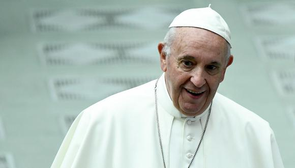 El papa Francisco insiste en que el aborto equivale a recurrir a un sicario. (AFP).