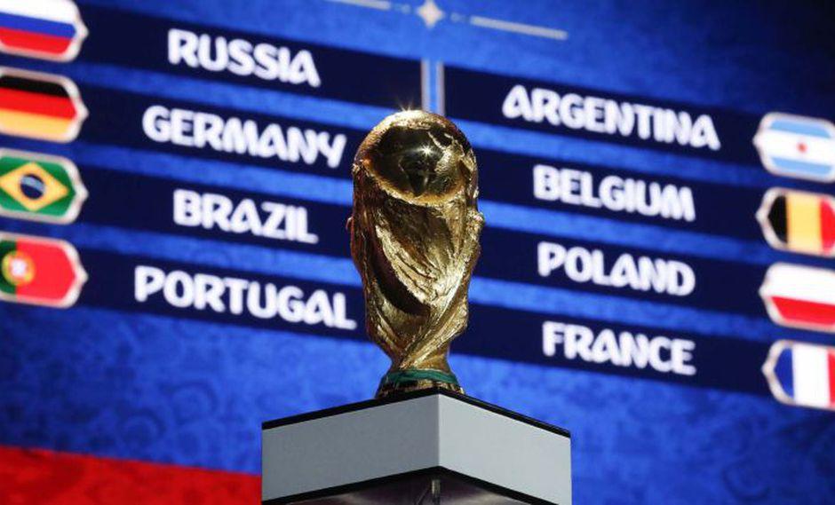 El sorteo del Mundial de Rusia 2018 se realizará este viernes en Moscú. (Foto: AFP)