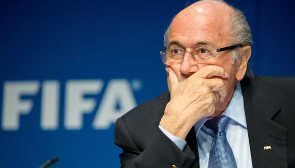 FIFA: Joseph Blatter lideró reunión de emergencia por escándalo