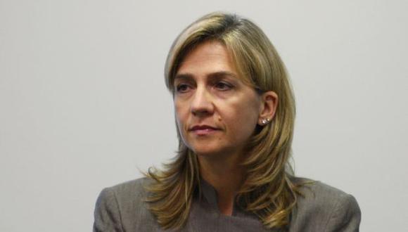 La hermana del rey de España apeló en su juicio por fraude