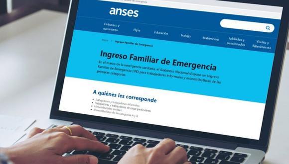 Este 2021 habrá un nuevo IFE por parte del Gobierno Argentino. Conoce aquí todos los detalles. (Foto. Difusión)