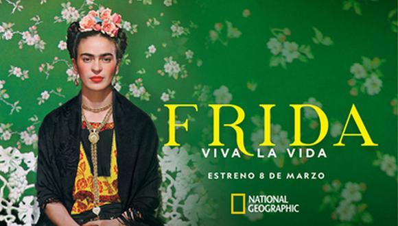National Geographic lanzará el documental de Frida Kahlo. (Foto: Nat Geo)