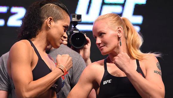 UFC: Valentina Shevchenko pelearía por el título el 8 de julio
