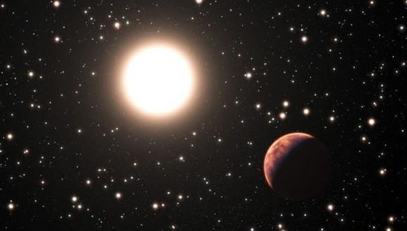 Hallan estrella que reduce su luminosidad una vez cada 69 años