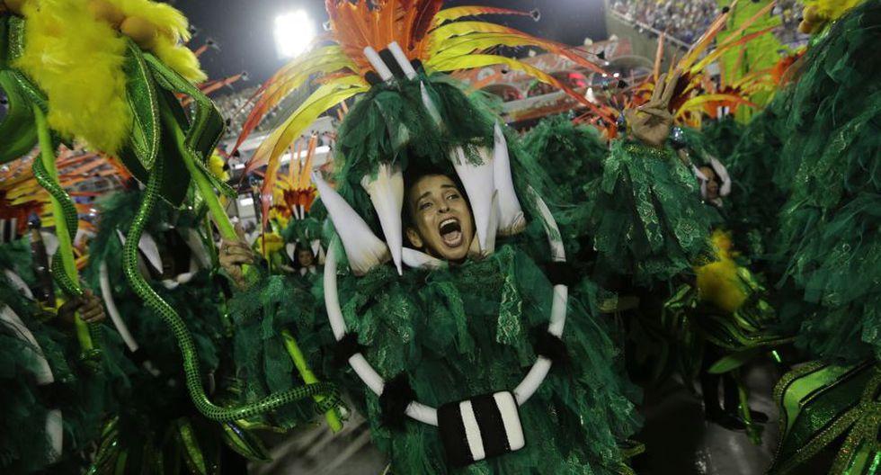 Carnaval de Río: Los primeros desfiles en el Sambódromo [FOTOS] - 5
