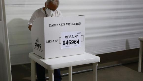 Todo lo que debes saber sobre los votos en blanco o viciados. (Foto: Jessica Vicente/ GEC)