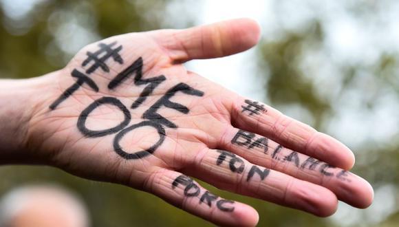 ¿Qué pasa después de no callar más y decir #MeToo? (Foto: AFP)