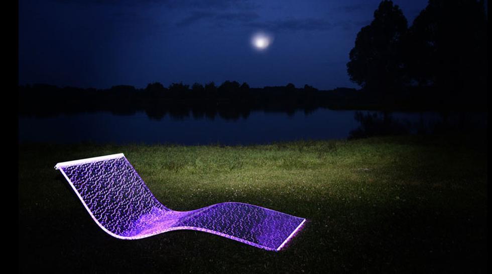 Iluminación original: Mira estas bellas sillas con luces LED - 2