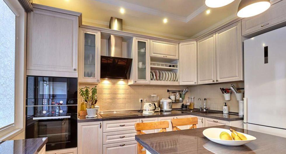 Claves para lograr una cocina - comedor funcional Casa y Más ...