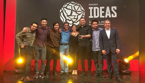 Agencia Tribal 121 ganó el mayor galardón de los Premios Ideas