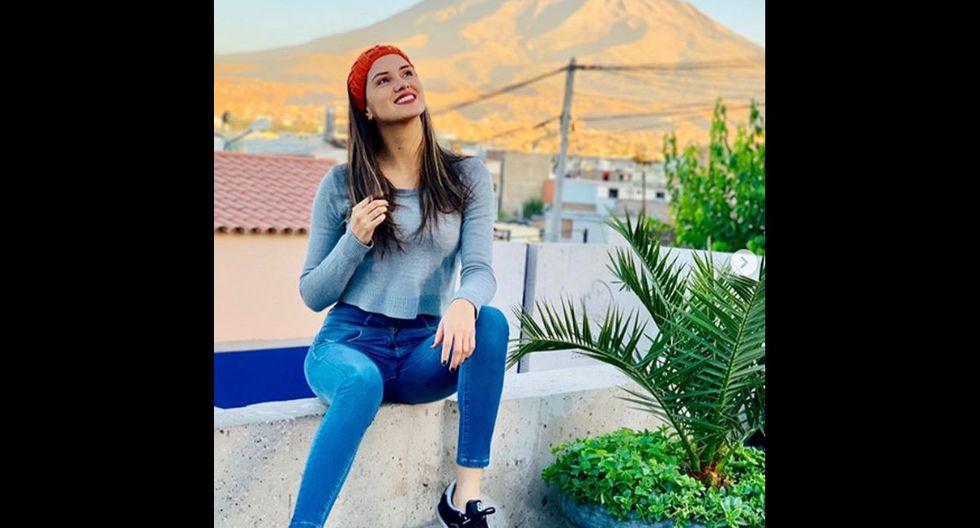 Kelin Rivera Kroll es la nueva Miss Perú. (Foto: Instagram)