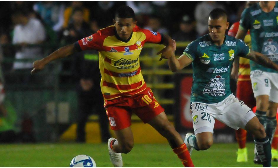 Morelia habría escogido al DC United como próximo destino de Edison Flores.