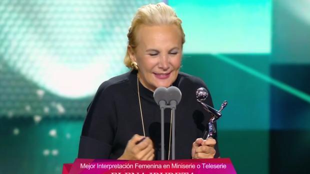 Elena Irureta.