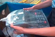 Mira el tesoro electrónico del pasado que halló un recolector tras sumergirse en un basurero
