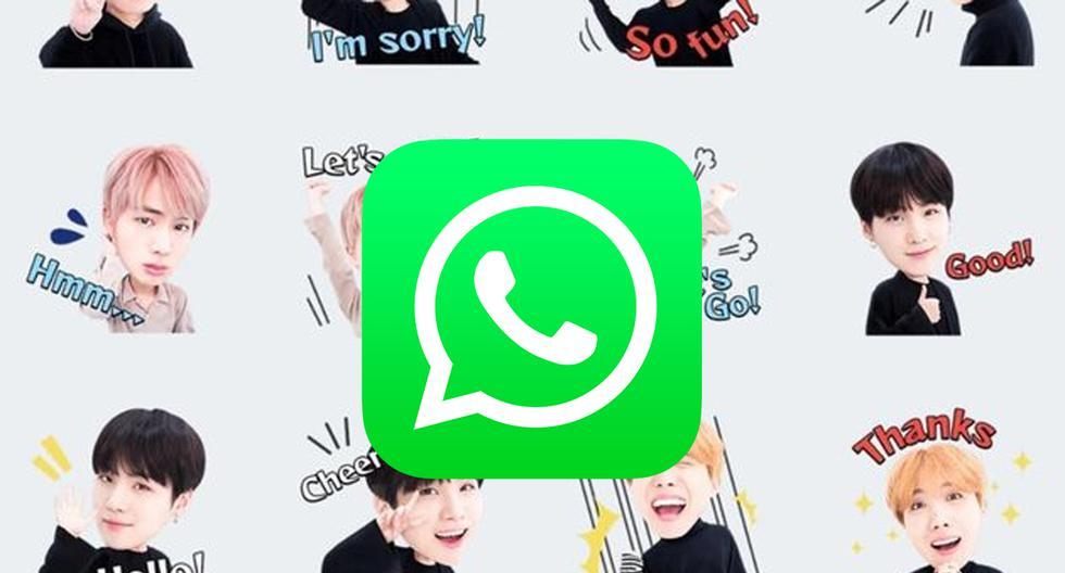 FOTO 1 DE 3   ¿Cuántos stickers animados tienes en WhatsApp? Conoce por qué no podrás usarlos   Foto: WhatsApp (Desliza a la izquierda para ver más fotos)