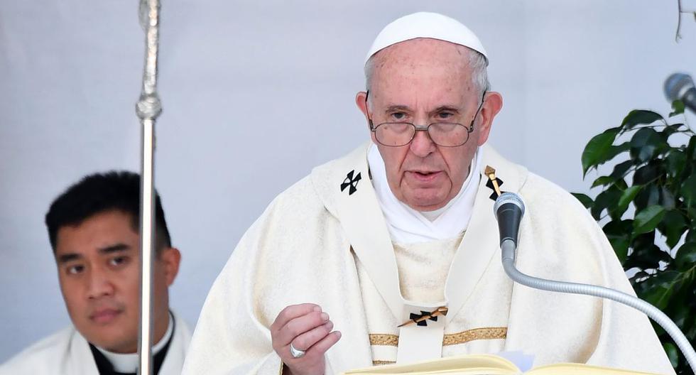 El papa Francisco lanzará un mensaje contra las armas nucleares en el Atomic Bomb Hypocenter Park, zona cero del bombardeo atómico en Nagasaki. (AFP)