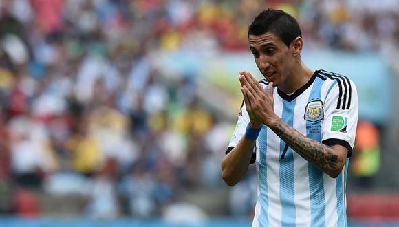 Argentina vs. Colombia: Di María es duramente criticado por el periodista Juan Carlos Pasman. (Foto: Agencias)