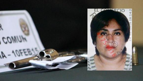 Roxana Epifania López está como no habida y la policía de La Libertad tiene la orden de capturarla. (Archivo El Comercio)