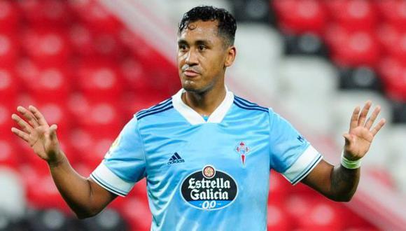 El peruano disputó un partidazo y fue de las figuras en el Celta vs. Alavés