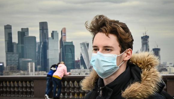 Coronavirus en Rusia | Últimas noticias | Último minuto: reporte de infectados y muertos martes 27 de octubre del 2020 | (Foto: Alexander NEMENOV / AFP).