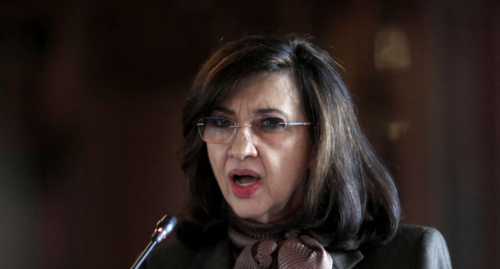 Colombian Foreign Minister Claudia Blum resigns amid the social crisis in the country