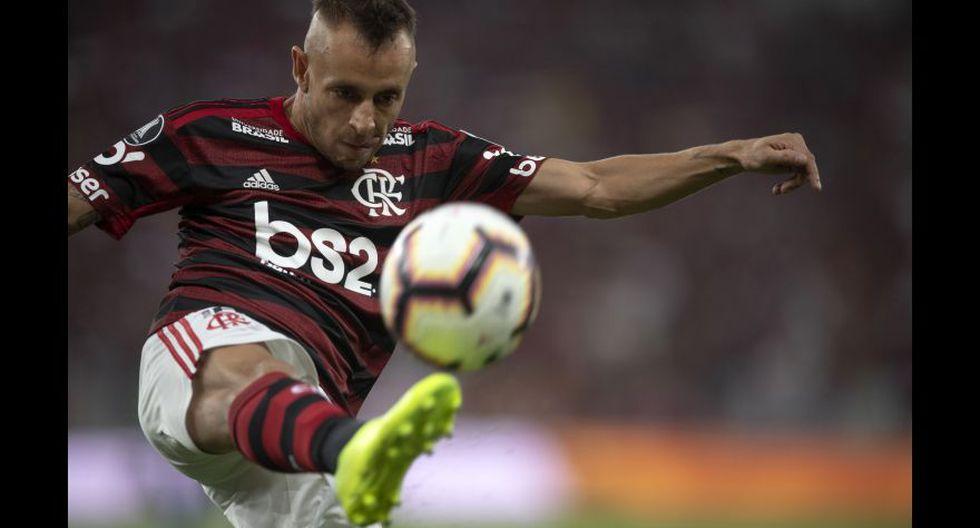Rafinha tiene buenos recuerdos con futbolistas peruanos. (Foto: AFP)