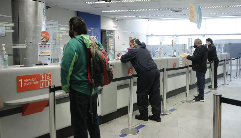 El retiro de los fondos mantiene la condición de intangible (Foto: Leandro Britto / GEC)