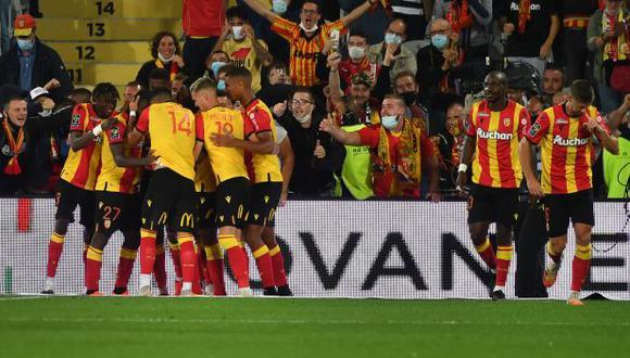 PSG se estrenó con una derrota en la Ligue 1. (Foto: AFP)