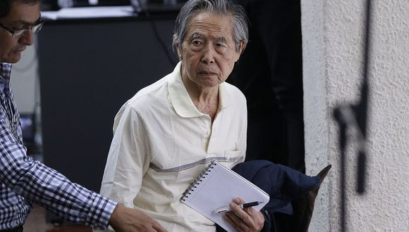 El ex presidente Alberto Fujimori salió libre tras recibir un indulto humanitario el 24 de diciembre del 2017 de manos de PPK. (USI)