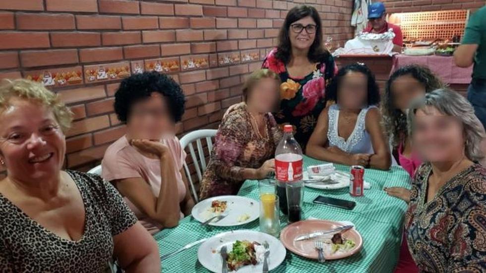 Familia se reune en plena cuarentena de coronavirus y tres miembros fallecen. (Foto: Globo)