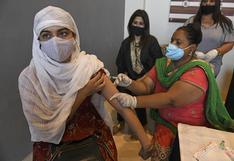 India marca récord de vacunación contra el COVID-19 con 8 millones de dosis en un día