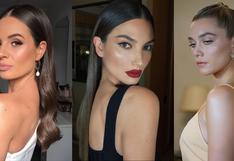 Año Nuevo: peinados perfectos para brillar en Nochevieja | FOTOS
