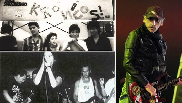 El rock subterráneo y sus versiones de cumbia