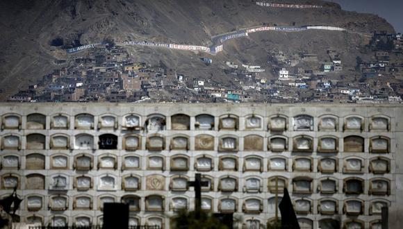 La cantidad de fallecidos aumentó este martes. (Foto: Francisco Neyra / @photo.gec)
