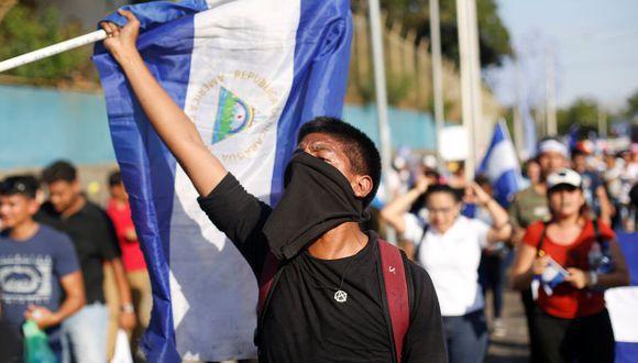 Universitarios muertos en Nicaragua habrían recibido disparos certeros. (Foto: Reuters)